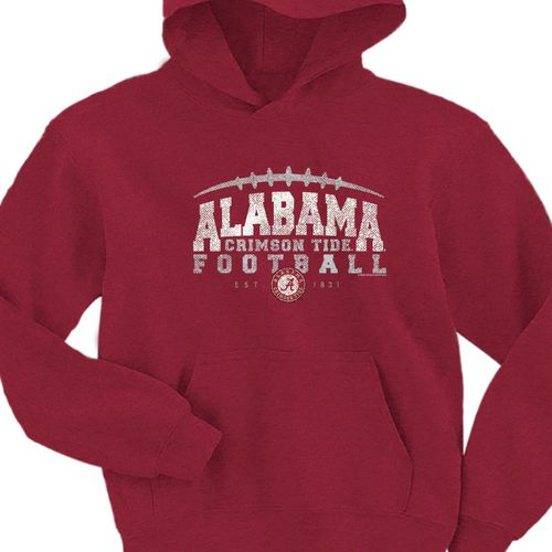 New World Graphics Youth University of Alabama Hoodie