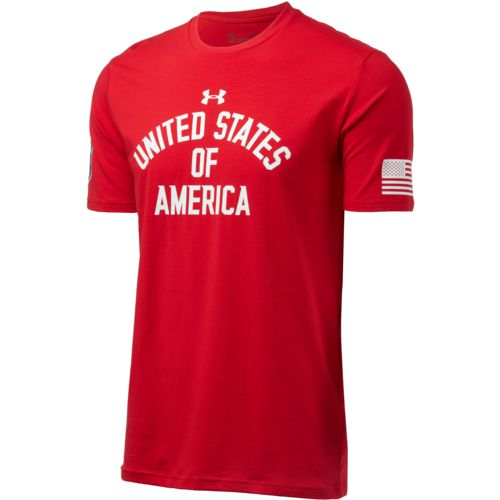 Under Armour Men's USA Verbiage T-shirt