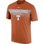 Nike Men's University of Texas Baseball Legend Team Issue T-shirt - view number 2