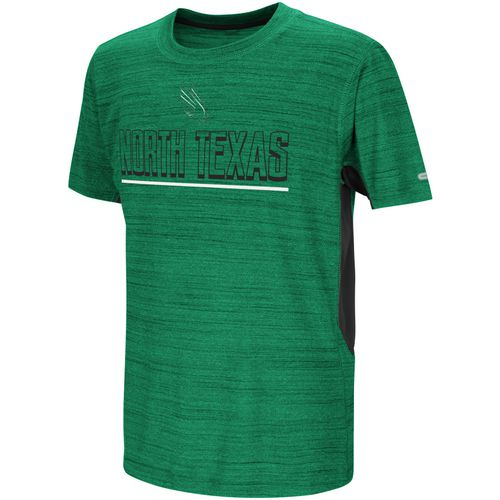 Colosseum Athletics Kids' University of North Texas Over The Fence T-shirt