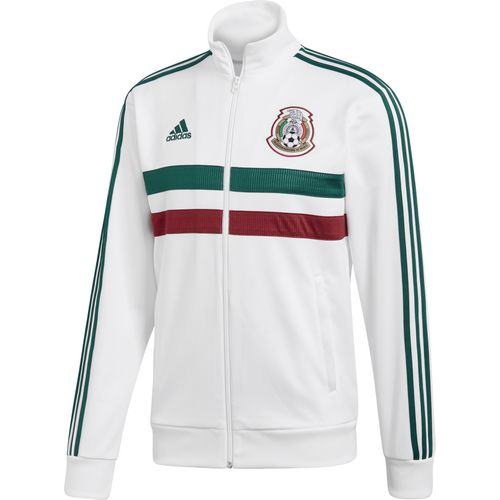 adidas Men's Mexico FMF 3-Stripes Track Jacket