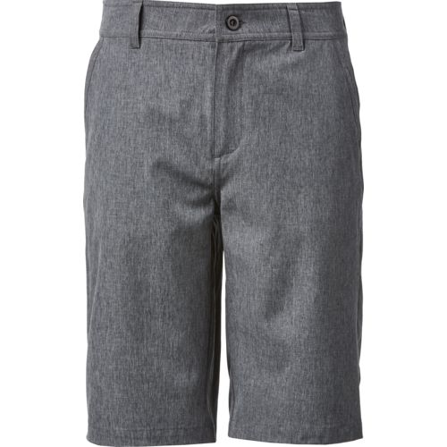 Magellan Outdoors Boys' Aransas Pass Hybrid Heather Fishing Shorts