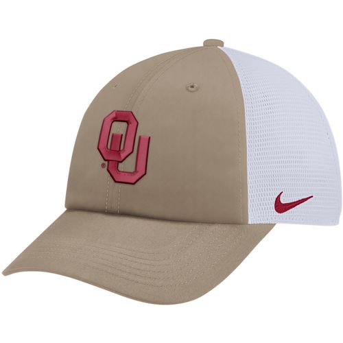 Nike Men's University of Oklahoma Heritage86 Adjustable Trucker Cap
