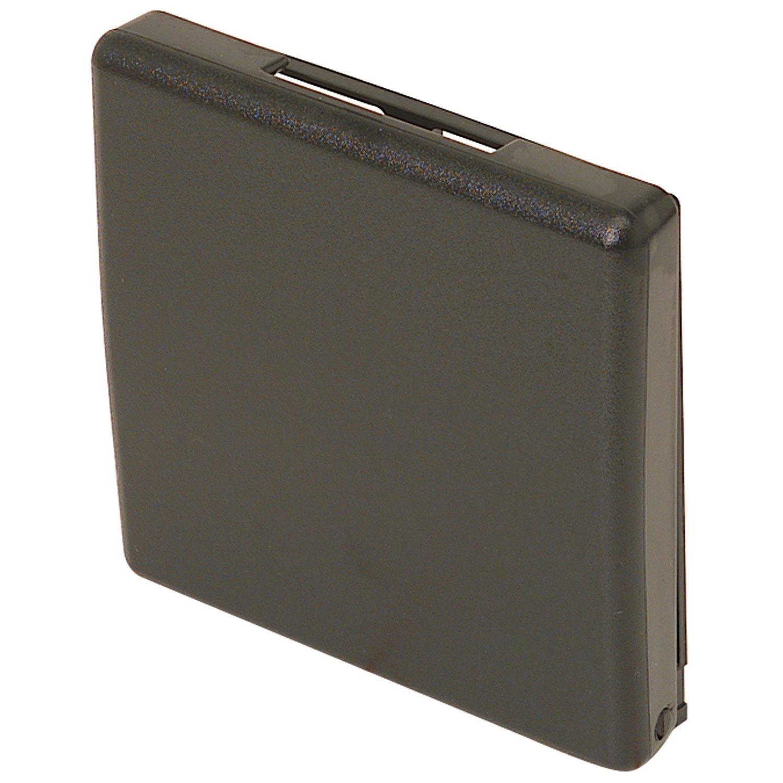 Attwood® Dual-Ring Black Drink Holder