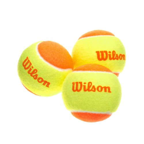 Wilson Large Starter Easy Tennis Balls 3-Pack