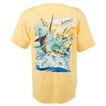Guy Harvey Men's Island Marlin T-shirt