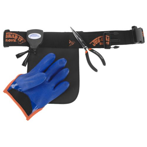 Jus' Grab It Glove Adults' Fishing Glove Large Left-handed