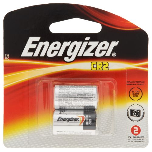 Energizer® CR2 Lithium Specialty Batteries 2-Pack - view number 1