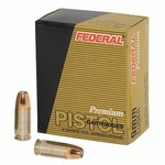 Federal Premium® Personal Defense® Hydra-Shok® JHP 9mm Luger 124-Grain Handgun Ammunition - view number 1