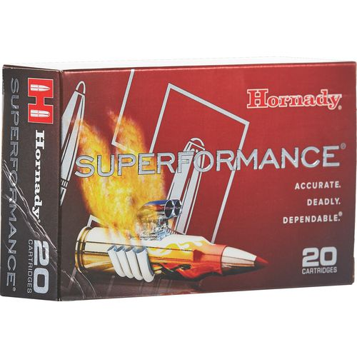 Hornady Superformance® SST® .243 Win 95-Grain Rifle Ammunition