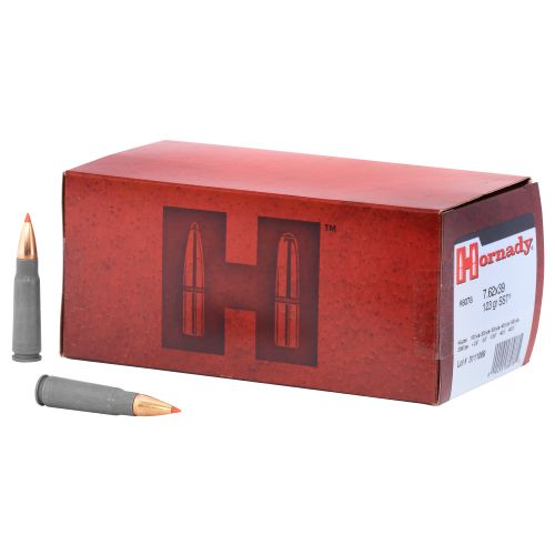 Hornady SST® Steel Case 7.62x39mm 123-Grain Rifle Ammunition
