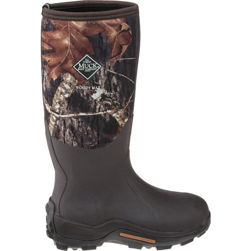 Display product reviews for Muck Boot Adults' Outdoor Sporting Woody Max Boots