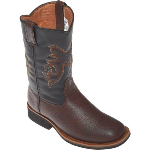 Austin Trading Co. Youth Ace Western Boots - view number 2