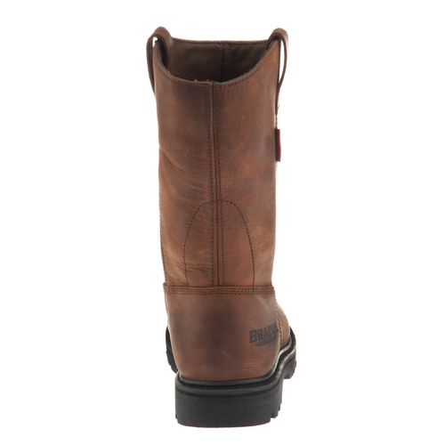 Brazos™ Men's Derrick Wellington Work Boots - view number 4