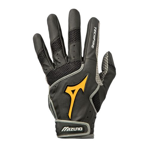 Image for Mizuno Adults' Techfire Switch Power Grip Batting Gloves from Academy
