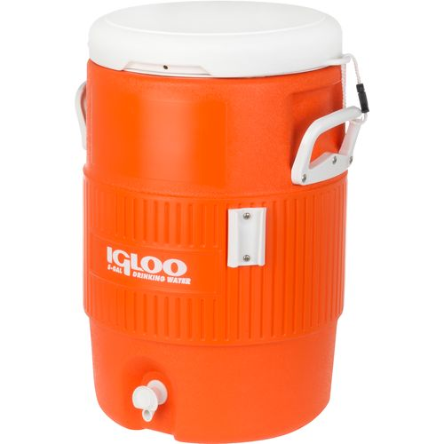 Display product reviews for Igloo Full-Size Beverage 5-Gallon Seat-Top Cooler