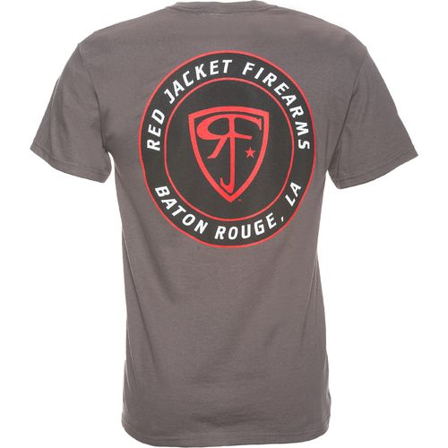 Display product reviews for Red Jacket Firearms Men's Screen Print T-shirt