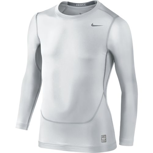 Image for Nike Boys' Pro Combat Core Compression Long Sleeve Shirt from Academy