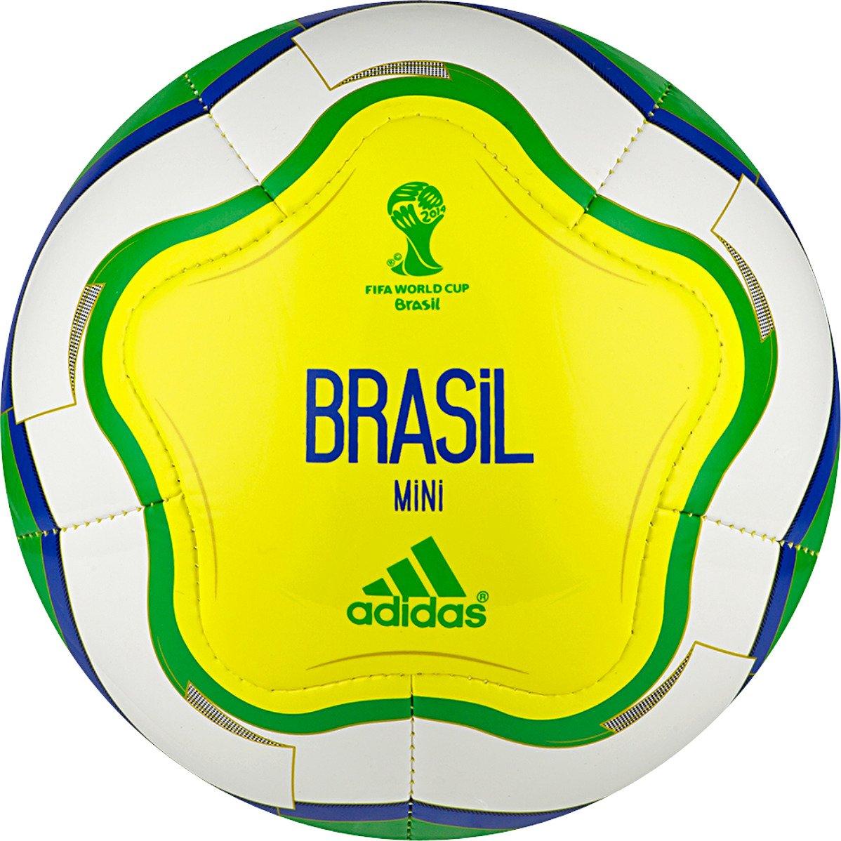 adidas™ OLP 2014 Capitano Brazil Mini Soccer Ball