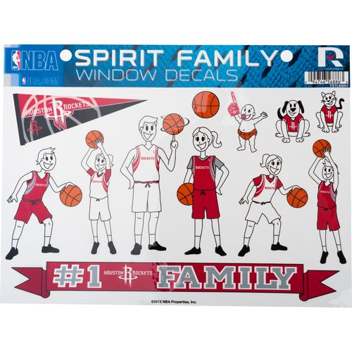 Tag Express Team Family Sticker Sheet