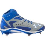Under Armour® Men's Yard Mid-Top Baseball Cleats