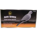 Game Winner® 3-D Foam Dove Decoys 6-Pack - view number 2