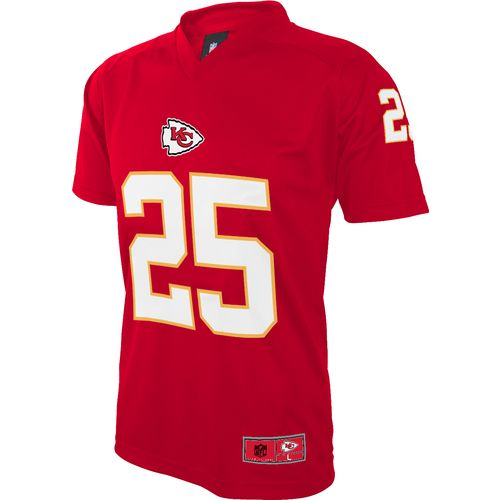 NFL Boys' Kansas City Chiefs Jamal Charles #25 Jersey