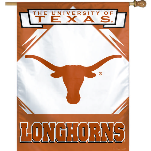 WinCraft University of Texas Vertical Flag
