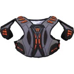 Warrior Men's Burn Hitman Lacrosse Shoulder Pad