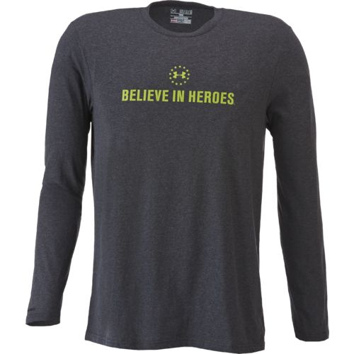 Under Armour  Men s Wounded Warrior Project Long Sleeve T-shirt