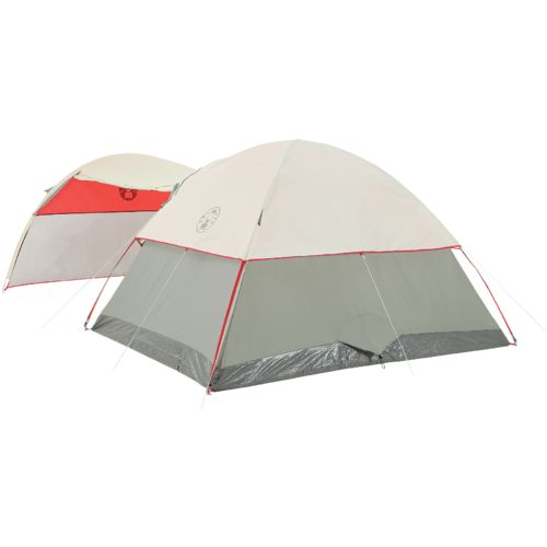 ... Coleman Cold Springs 4 Person Dome Tent with Porch - view number 4 ...  sc 1 st  Academy Sports + Outdoors : 4 person dome tent with porch - memphite.com