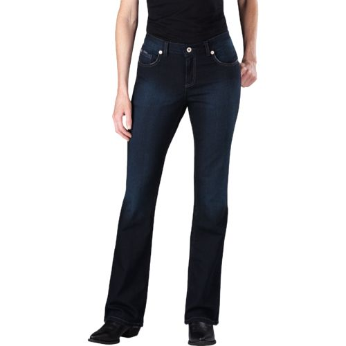 Dickies Women's Slim Fit Boot Cut Jean
