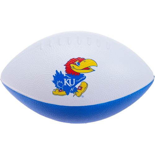 "Rawlings® University of Kansas Goal Line 8"" Softee Football"