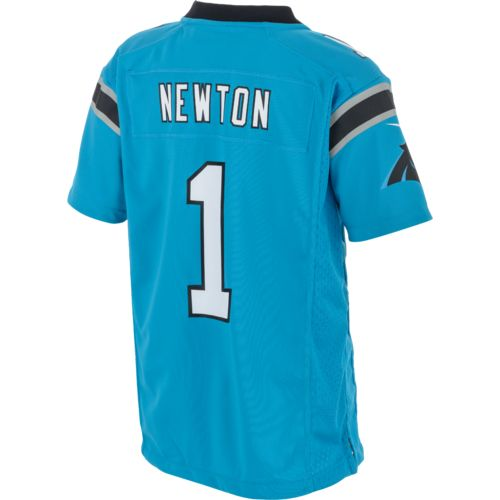 Nike Kids' Carolina Panthers Cam Newton Game Alt