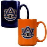 Great American Products Auburn University 15 oz. Coffee Mugs 2-Pack