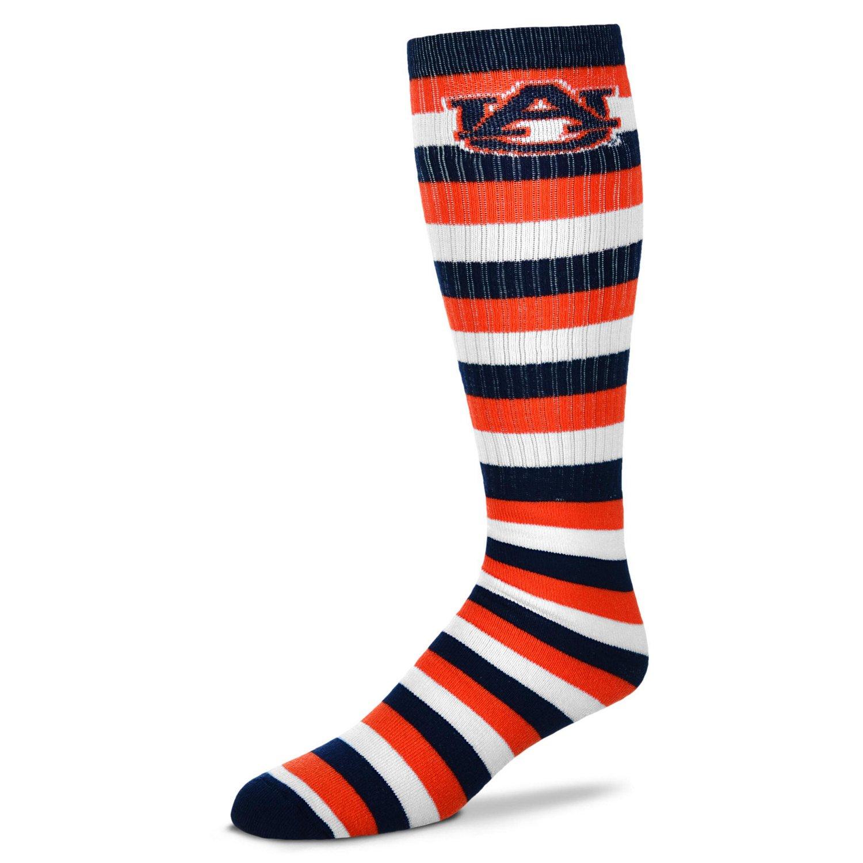 For Bare Feet Adults' Auburn University Pro Stripe
