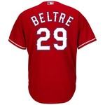 Majestic Men's Texas Rangers Adrian Beltré #29 Cool Base® Alternate Jersey