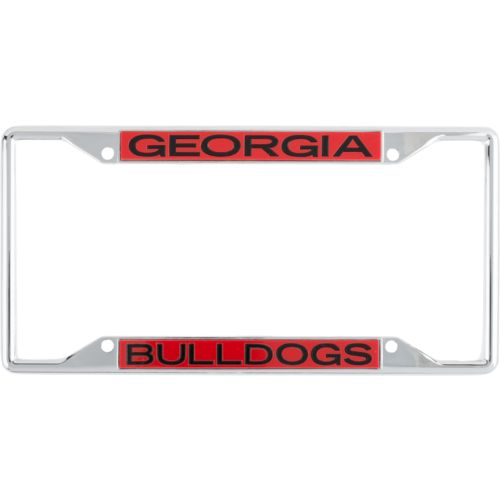 Stockdale University of Georgia License Plate Frame - view number 1