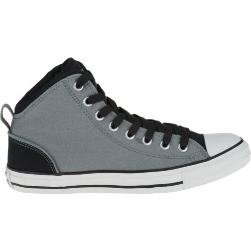 Converse Adults' Chuck Taylor Static Hi-Top Basketball Shoes