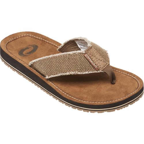 O'Rageous Men's Fray Thong Sandals - view number 2