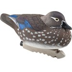 Game Winner® Carver's Edge 3-D Wood Duck Decoys 6-Pack - view number 5