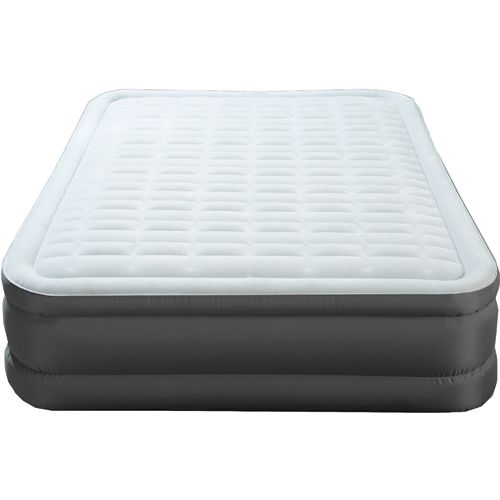 INTEX  PremAire  Queen-Size Elevated Airbed Kit