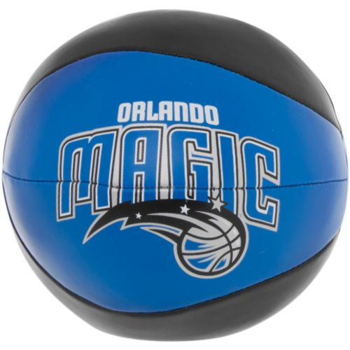 "Jarden Sports Licensing Kids' Orlando Magic Free Throw 4"" Softee Ball"
