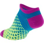 BCG Girls' Bright Multipattern No-Show Socks - view number 2