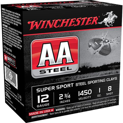 Winchester AA Super Sport Steel Sporting Clays 12