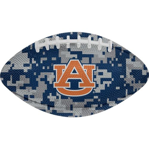 GameMaster Auburn University Digital Camo Mini Football