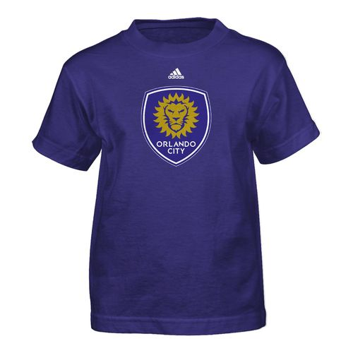 adidas™ Boys' Orlando City SC Primary Logo Short