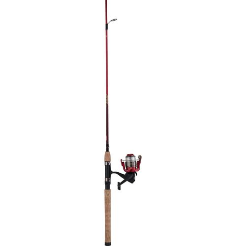 Berkley cherrywood hd 5 39 6 m spincast rod and reel combo for Academy fishing poles