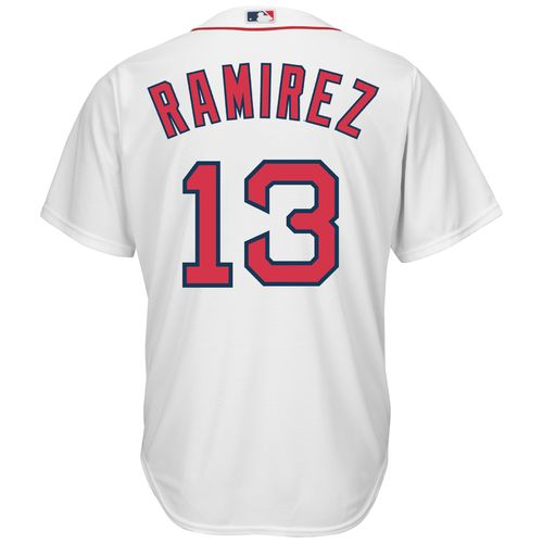 Majestic Men's Boston Red Sox Hanley Ramirez #13 Cool Base® Replica Jersey