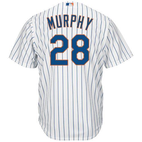 Majestic Men's New York Mets Daniel Murphy #28
